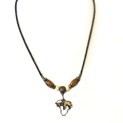 Animals in Africa (assorted) Necklace